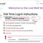corporate wellness login